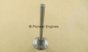 exhaust valve - Peugeot