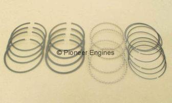 Mazda Ring Set