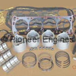 Mitsubishi 4G54 Balanced Engine Kit