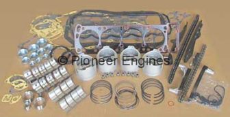 Mitsubishi 4G54 Balanced Engine Kit