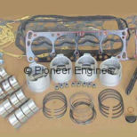 Mitsubishi Engine Kit-4G54UBOK