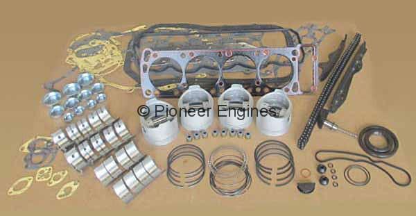 Mitsubishi Engine Kit for 4G54 Unbalanced Engine