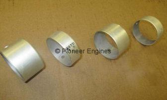 Nissan camshaft bearing set P40
