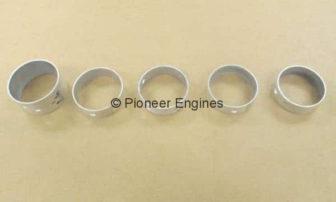 Nissan camshaft bearings A15