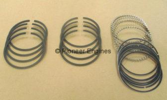 Piston Rings - GM 3.0