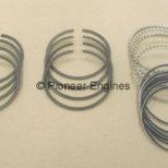 Daewoo/Caterpillar Ring Set