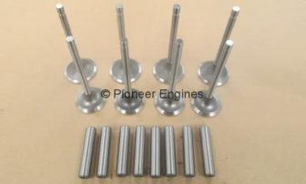 valve train kit - Peugeot